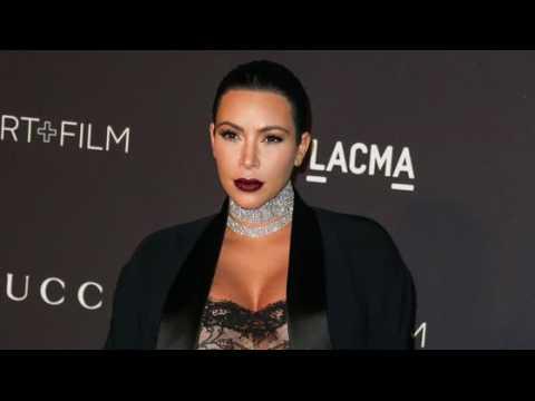 Kim Kardashian pourrait prénommer son fils d'après son père défunt