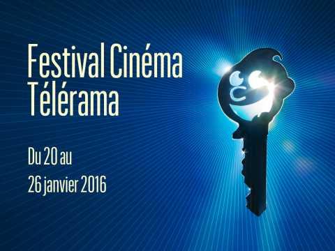 Bande-annonce du Festival Cinéma Télérama 2016