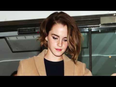 La nouvelle coupe d'Emma Watson est chic et sophistiquée