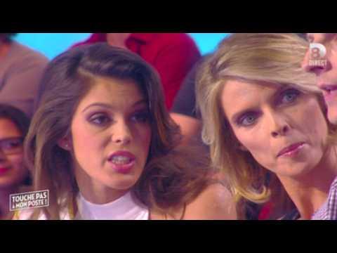 La phrase très maladroite de Miss France sur TPMP - Zapping People 08012016