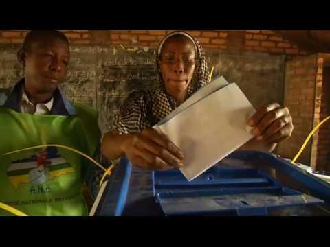 Centrafrique : début de vote pour les élections présidentielle et législatives