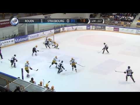 100% Dragons - Match Rouen vs Strasbourg Magnus 2015-2016