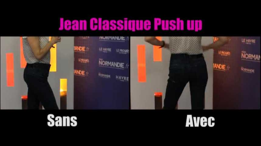 Tendances - Beauté - Jeans Push UP