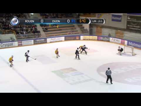 100 % Dragons - Match - Rouen vs Dijon