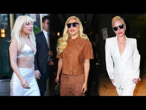 Le fabuleux style hivernal de Lady Gaga