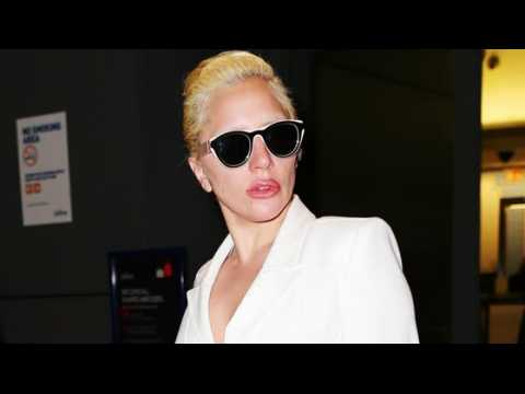 Lady Gaga célèbre sa nomination aux Golden Globes pour son rôle dans American Horror Story : Hotel