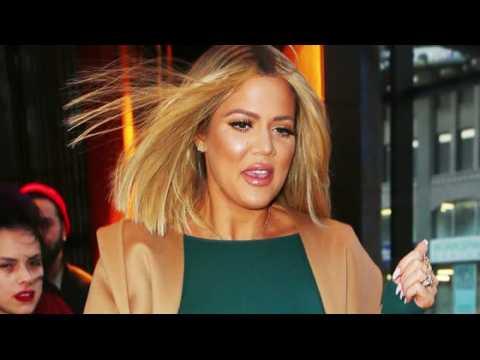 Khloe Kardashian atterrit saine et sauve à New York