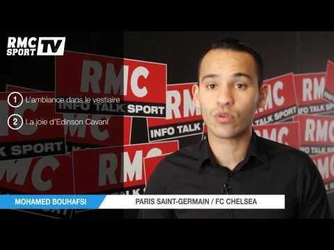 Les confidences de Mohamed Bouhafsi sur le vestiaire parisien après la victoire