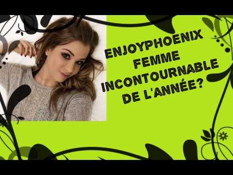 EnjoyPhoenix est-elle la femme incontournable de l'année ?