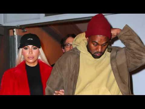 Kim Kardashian veut que Kanye West aille en thérapie