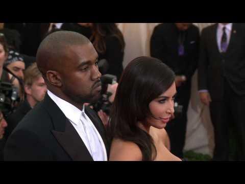 Kim Kardashian : découvrez la première photo de Saint West !