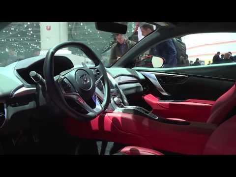 2016 Geneva Motor Show - Honda Civic Hatchbak   AutoMotoTV