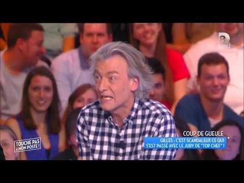Touche pas à mon poste : Gilles Verdez s'insurge contre l'élimination de Charles dans Top Chef