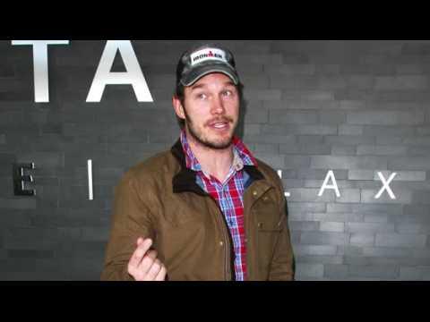 Chris Pratt avertit sa femme qu'elle va bientôt retrouver le Chris dodu