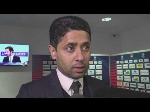 """Nasser Al-Khelaifi : """"On n'a pas joué à notre niveau"""""""