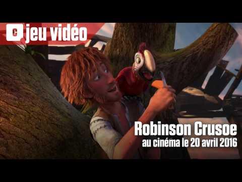 Robinson Crusoe - Bande-annonce