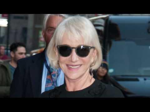 Helen Mirren pense que les femmes ont encore du chemin à faire à Hollywood