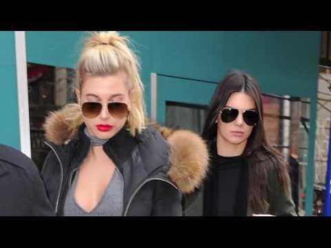 Kendall Jenner et Hailey Baldwin : les filles sont chics à New York