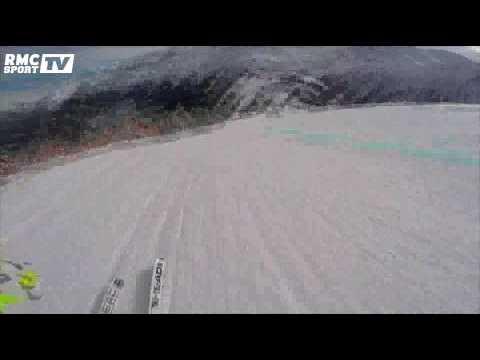 Ski Alpin : Sur la piste avec Fayed