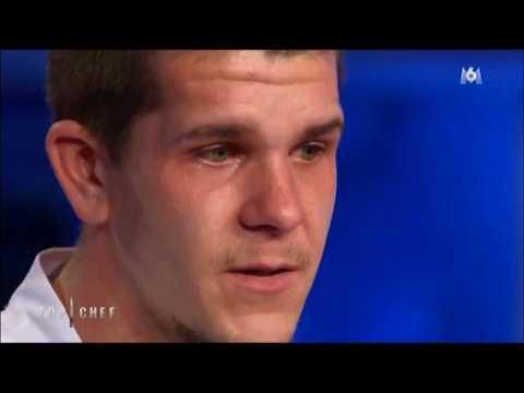 Top Chef 2016 : les larmes de Michel Sarran face à l'élimination de Kévin