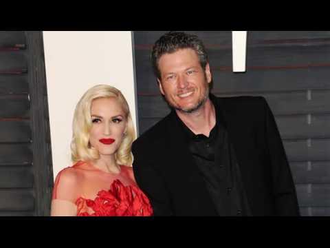 Gwen Stefani et Blake Shelton sont éblouissants