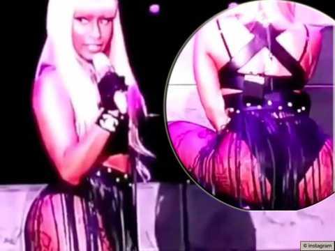 Exclu vidéo : Nicki Minaj : sa performance aussi hot que sa tenue !