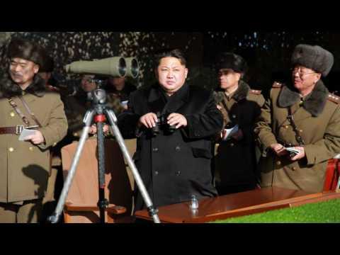 Kim Jong-un répond aux nouvelles sanctions de l'ONU par des tirs