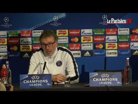 """Chelsea - PSG; Blanc: """"chaque match a son histoire"""""""