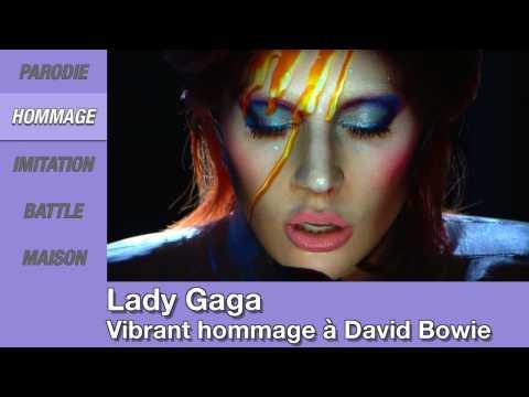 Zap People: Johnny Depp incarne Donald Trump, Lady Gaga impressionnante en David Bowie, Hayden Panettiere et Christina Aguilera hot
