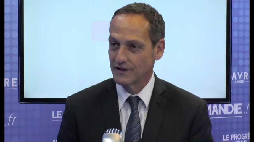 Philippe Martinez, directeur ADECCO France