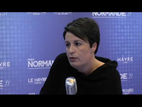 Estelle Grelier, Secrétaire d'État chargée des  Collectivités territoriales