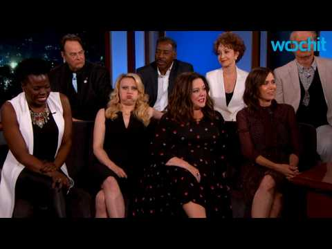 Ghostbusters Cast Get Asked A Rather Strange Question