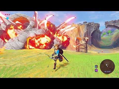 THE LEGEND OF ZELDA Breath of the Wild - Trailer (E3 2016)