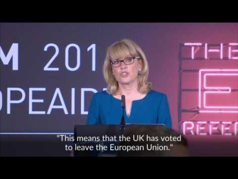 'Brexit' wins key EU membership referendum