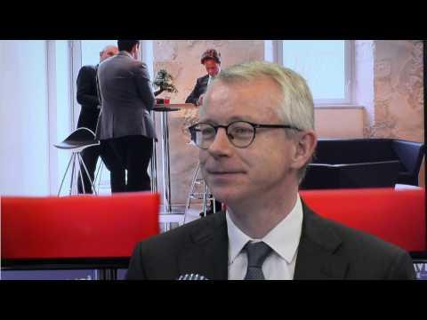 Eco Normandie - Nicolas Denis Directeur général crédit agricole Normandie Seine