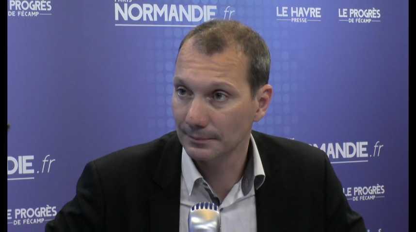David Cormand, secrétaire national d'EELV