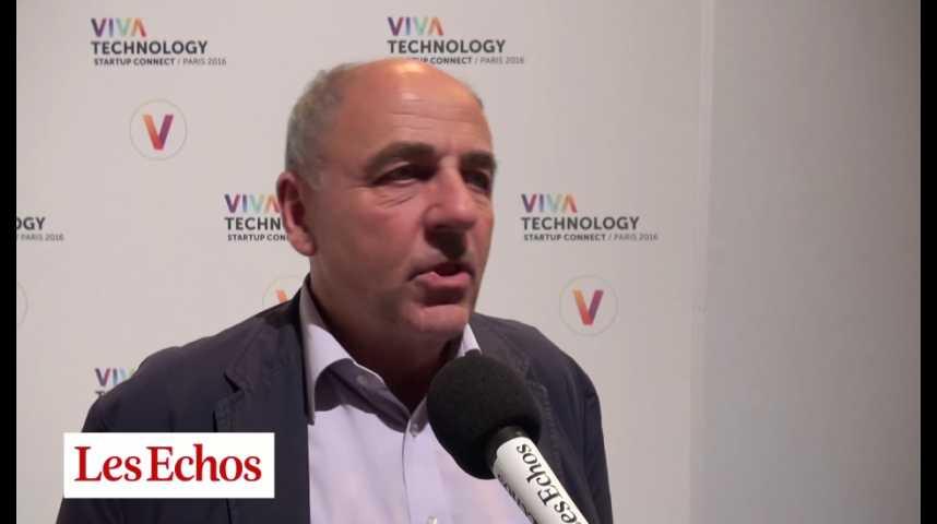 """Illustration pour la vidéo Jean-Louis Missika : """"VivaTech permet de montrer la force de l'écosystème de l'innovation"""""""
