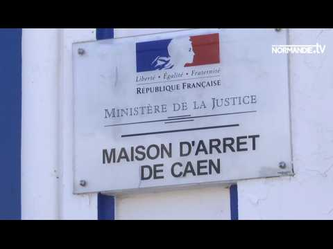 A la maison d'arrêt de Caen, on compte 126 détenus de trop