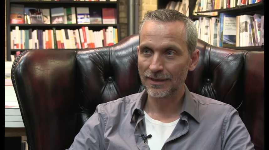 Olivier Norek : auteur de polar et policier