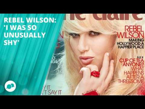 Rebel Wilson reveals her reason for being an actress!
