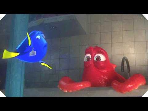 Disney Pixar's FINDING DORY - Movie Clip # 2