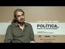 León de Aranoa defiende su documental de Podemos