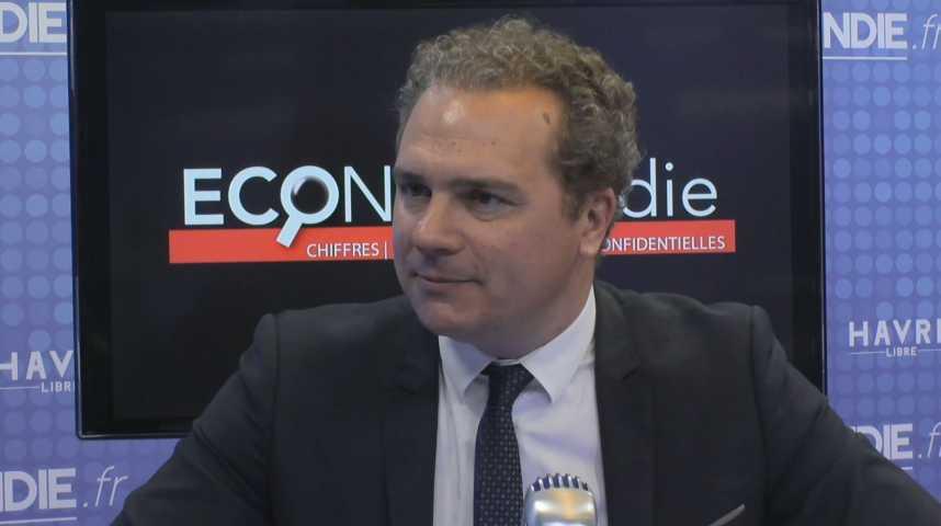 Emmanuel Martin, Directeur Grand Ouest de PwC Audit