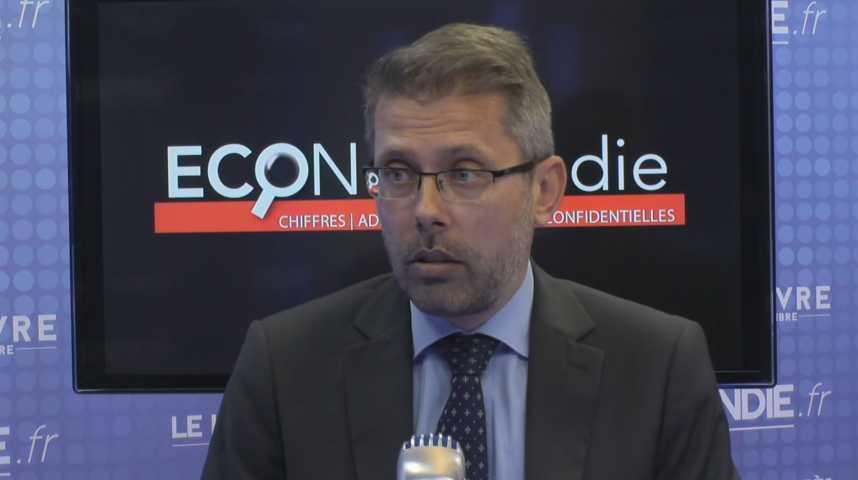 Henri Saillard, Directeur courrier Haute-Normandie La Poste - DSCC Haute Normandie