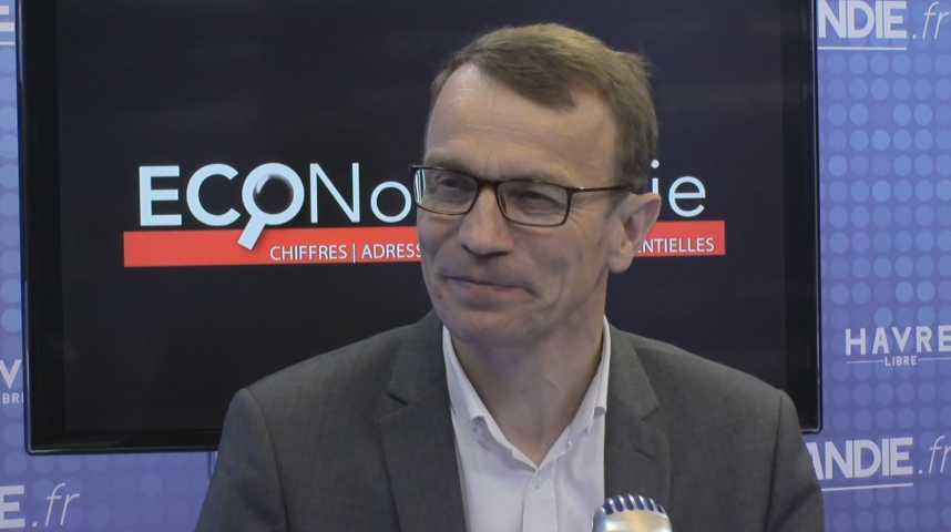 Philippe Choquet, directeur général de Lasalle Beauvais - Esitpa