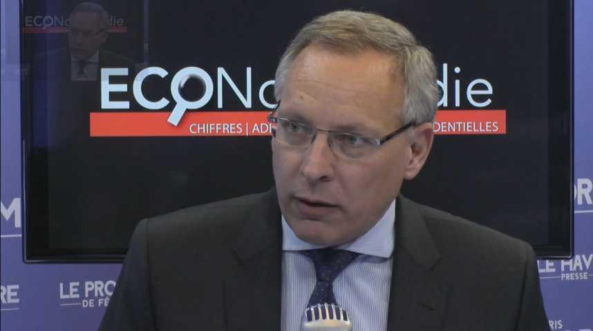 Thierry Sauvage, directeur groupe entreprises de BNP Paribas Groupe de Rouen