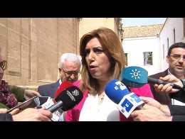 """Díaz asegura """"pérdidas"""" en Puerto de Algeciras"""