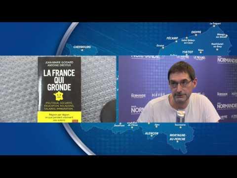 Jean-Marie Godard, coauteur de « La France qui gronde »
