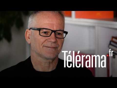 Rencontre vidéo avec Thierry Frémaux, délégué général du festival de Cannes.