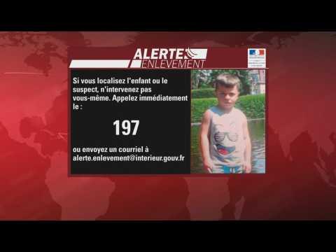 Clermont-Ferrand: que sait-on sur l'enlèvement de Vicente, 5 ans?